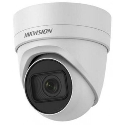 DS-2CD2H43G0-IZS(2.8-12mm) - 4MPix IP venkovní DOME kamera, H265+,WDR+ICR+EXIR+Alarm+Audio+motor.obj.2,8-12mm
