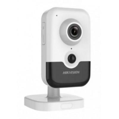 Hikvision DS-2CD2423G0-I(2.8mm) - 2MPix IP Cube kamera, IR 10m, PIR, mikrofon + reproduktor