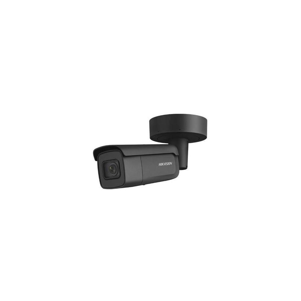 DS-2CD2645FWD-IZS(BLACK)(2.8-12mm) - 4MPix IP Bullet kamera, IR 50m, Audio, Alarm, IP67, IK10, černá