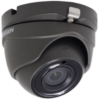 DS-2CE56D8T-ITMF(BLACK)(2.8mm) - 2MPix HDTVI Dome kamera, IR 30m, 4v1, IP67, WDR 130dB