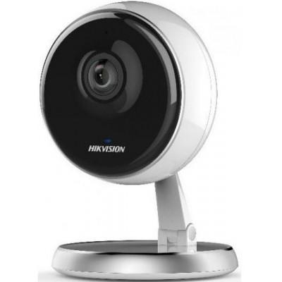 DS-2CV2U32G1-IDW - 3MPix IP vnitřní Cube 180° kamera, IR 10m, Wi-Fi, obj. 1,68mm