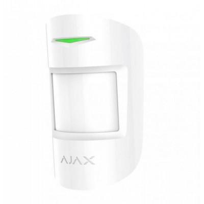 AJAX MotionProtect Plus - Kombinovaný detektor pohybu s mikrovlnným senzorem
