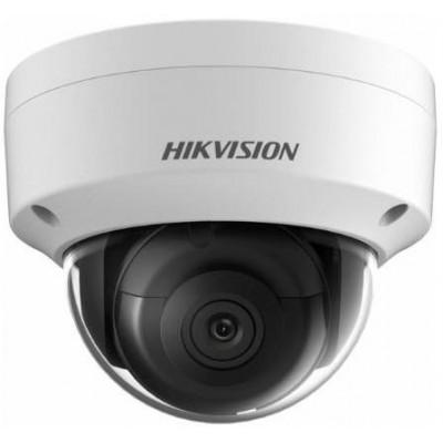 DS-2CD2165FWD-I(2.8mm) - 6MPix IP Dome kamera, IR 30m, IP67, IK10