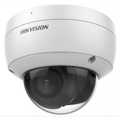 DS-2CD2186G2-I(2.8mm) - 8Mpix IP Dome Acusense kamera, IR 30m,  IP67