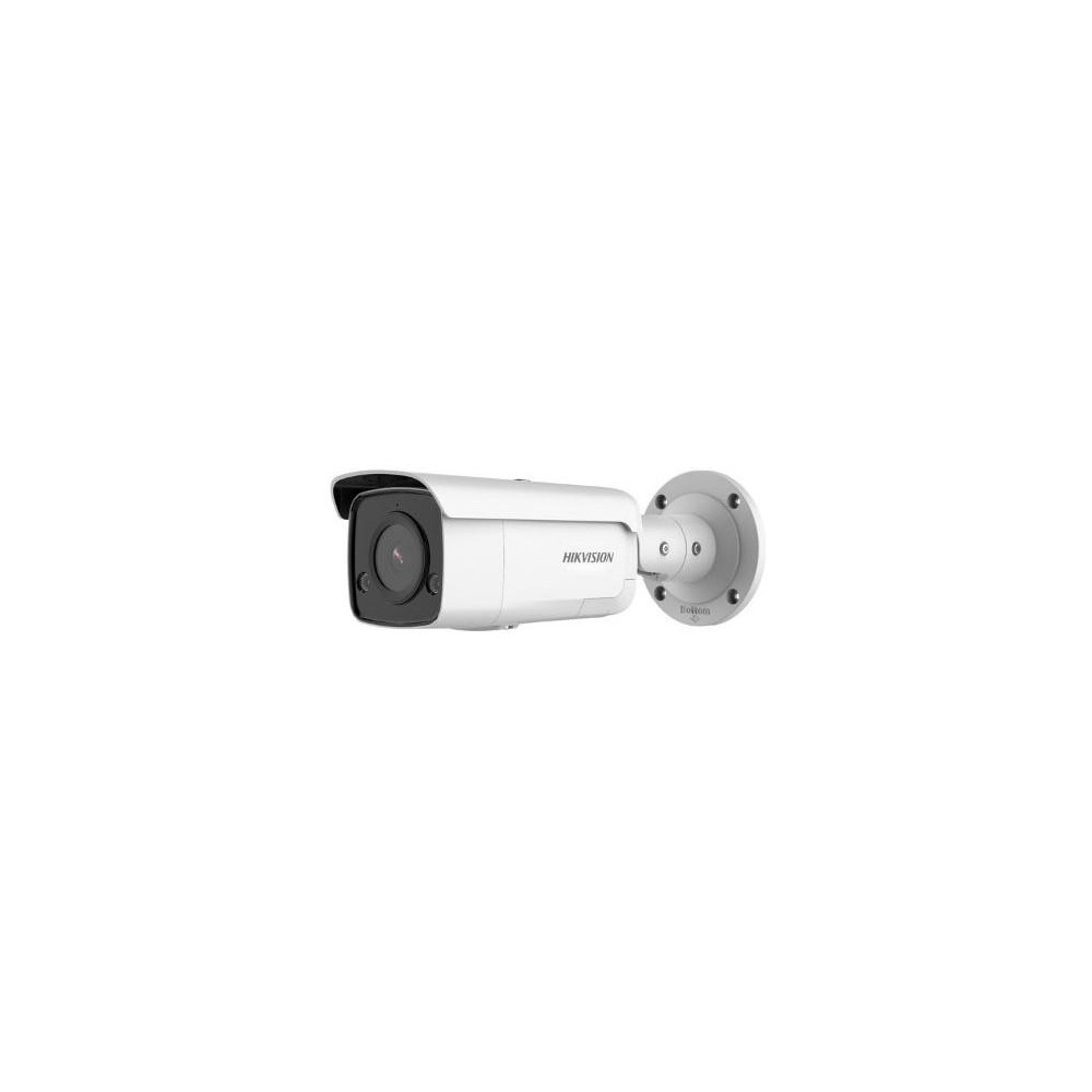 DS-2CD2T86G2-ISU/SL(4mm) - 8MPix IP Bullet AcuSense kamera, IR 60m, IP67, Audio, Alarm, mikrofon, reproduktor, blikač, zvukový A
