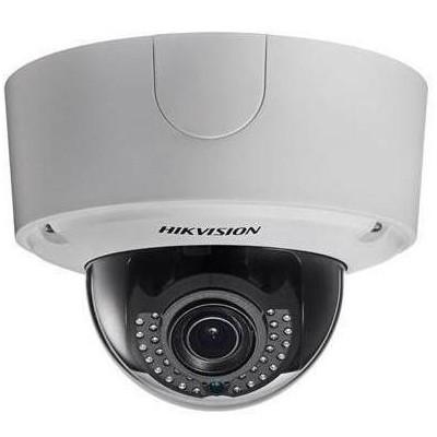 DS-2CD4585F-IZH(2.8-12mm) - 8MPix IP Dome kamera, IR 40m, IK10, vyhřívání