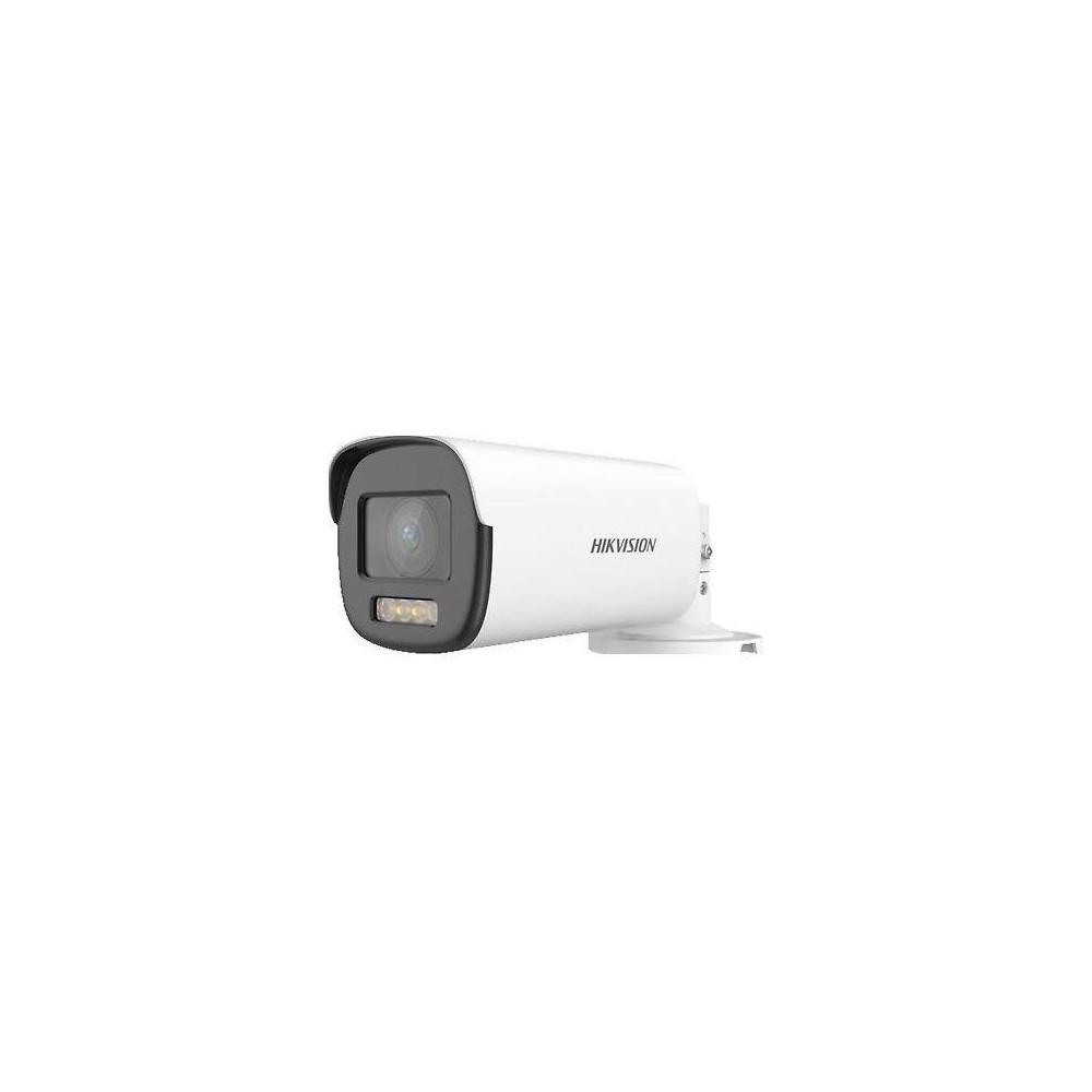 DS-2CE19DF8T-AZE(2.8-12mm) - 2MPix HDTVI Bullet ColorVu kamera, IR 40m, 4v1, WDR 130dB, PoC