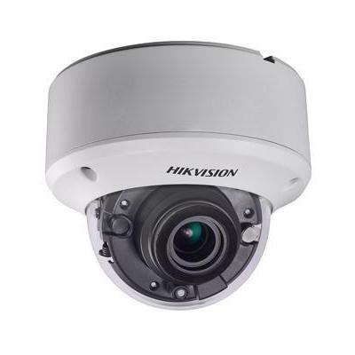 DS-2CE59U8T-AVPIT3Z(2.8-12mm) - 8MPix HDTVI Dome Ultra Low-light kamera, IR 60m, 4v1, IP67, IK10