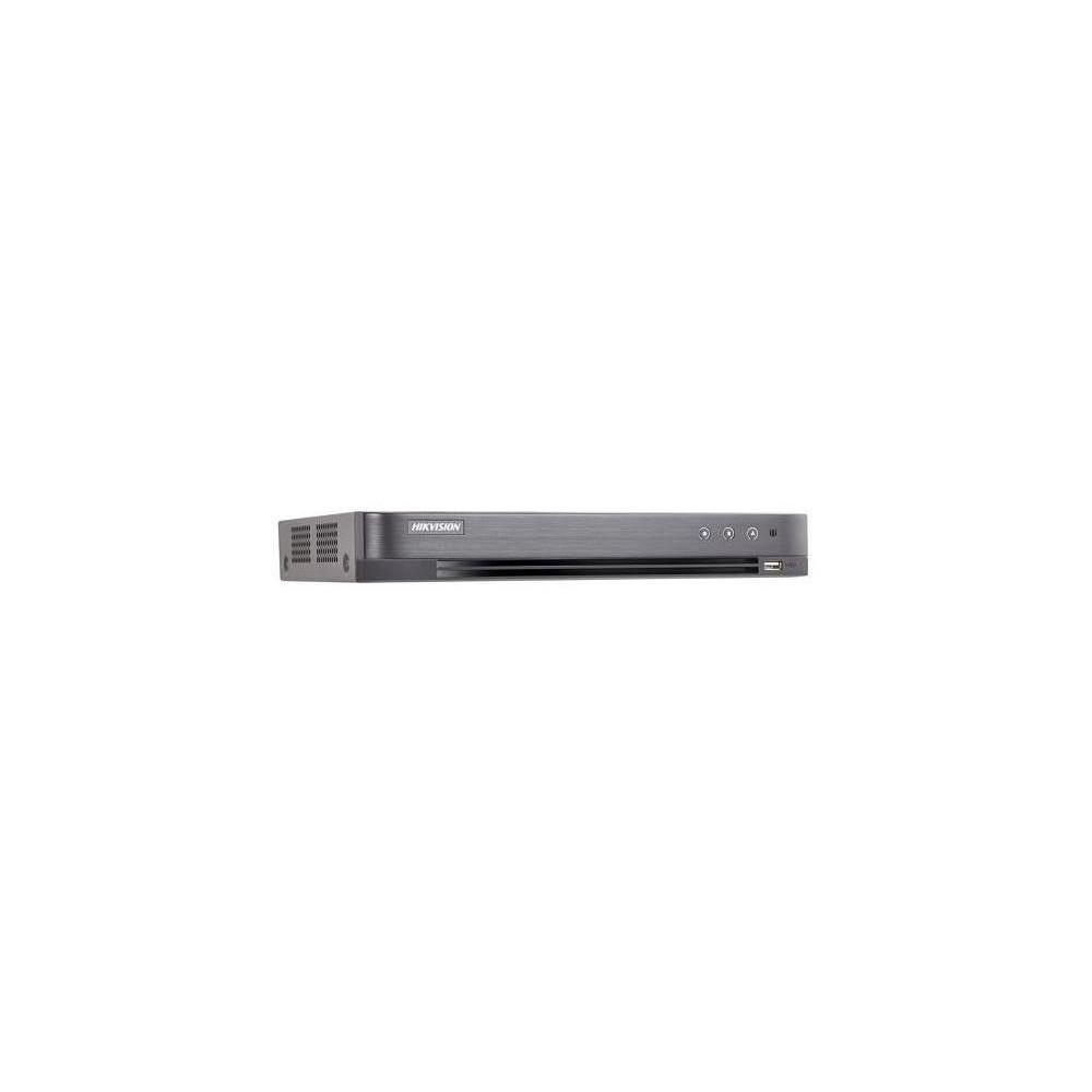 DS-7216HQHI-K2(S) - 16 kanálový TurboHD rekordér, 2x HDD, 16x audio s obrazem