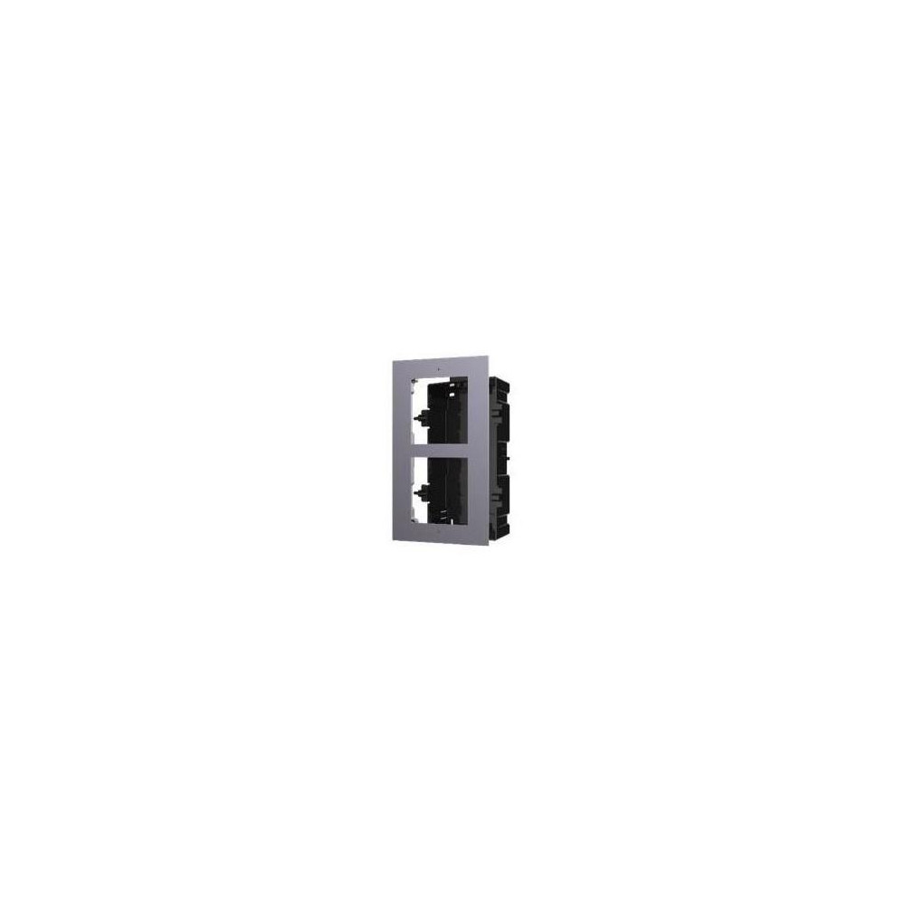 DS-KD-ACF2 - 2- rámeček  interkomu pro zápustnou montáž