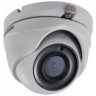 DS-2CE56H5T-ITM/36 - 5MPix HDTVI Turret Ultra Low-light kamera, IR 20m, 4v1, IP67