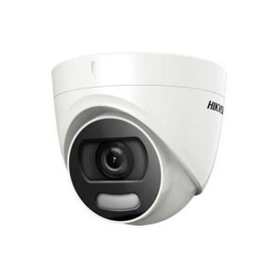 DS-2CE72DFT-F(3.6mm) - 2MPix HDTVI Turret ColorVu kamera, IR 20m, 4v1, IP67, WDR 130dB