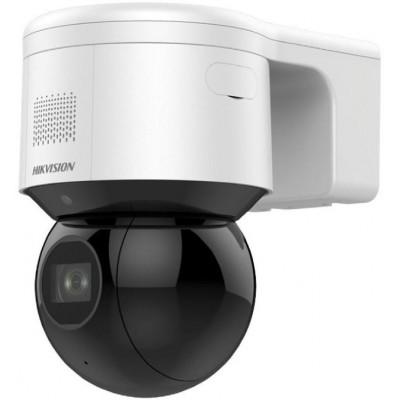 DS-2DE3A404IW-DE(2.8-12mm) - 4MPix IP PTZ kamera, 4x ZOOM, IR 50m, Audio, Alarm, mikrofon, reproduktor, blikač