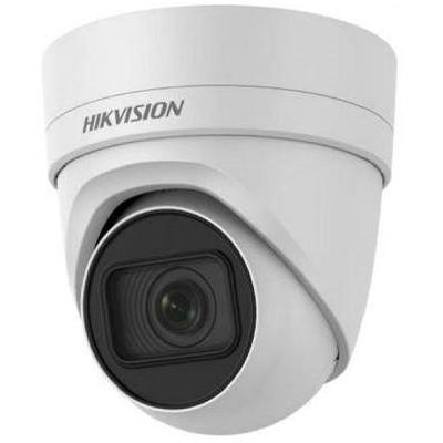 DS-2CD2H45FWD-IZS(2.8-12mm)(B) - 4MPix IP Turret kamera, IR 30m, Audio, Alarm, IP67, IK10